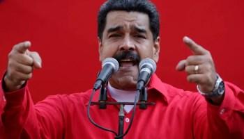 Nicolás Maduro (Foto: Reuters)