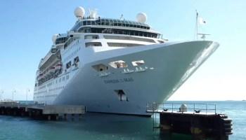 El crucero Empress of the Seas, de Royal Caribbean (YouTube)