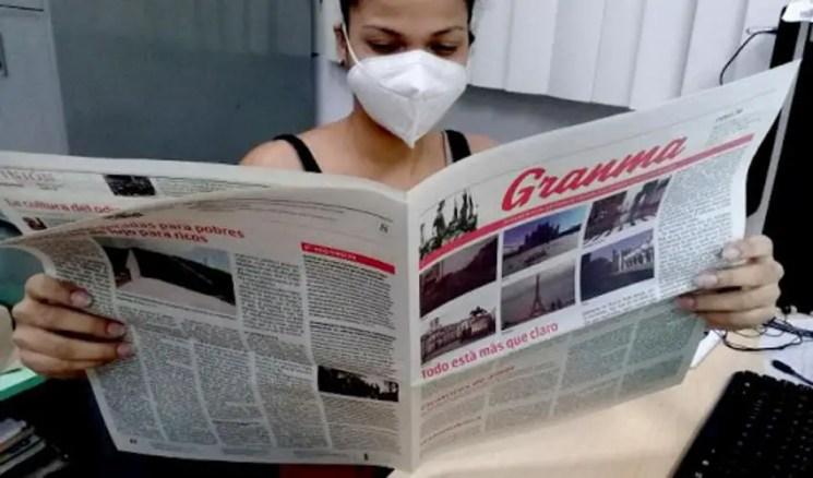 granma juventud rebelde periódico medios cuba cubanos oficiales oficialistas mediático