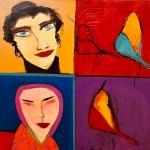 Fleeting / Fugaz by Herson - Israeli Artist