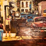 Havana During the Day / La Habana Durante el Dia by Maikel