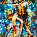 Tango Dancers / Bailarines de tango by Maikel