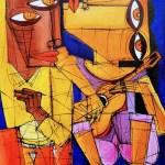 Drum Duet / Drum Duet by Avila