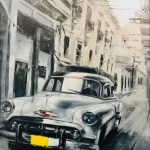 Cuban Wheels / Ruedas cubanas by Maikel