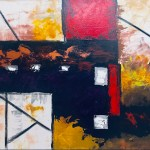 Autumn Abstract / Otono Abstratcto by Marietta