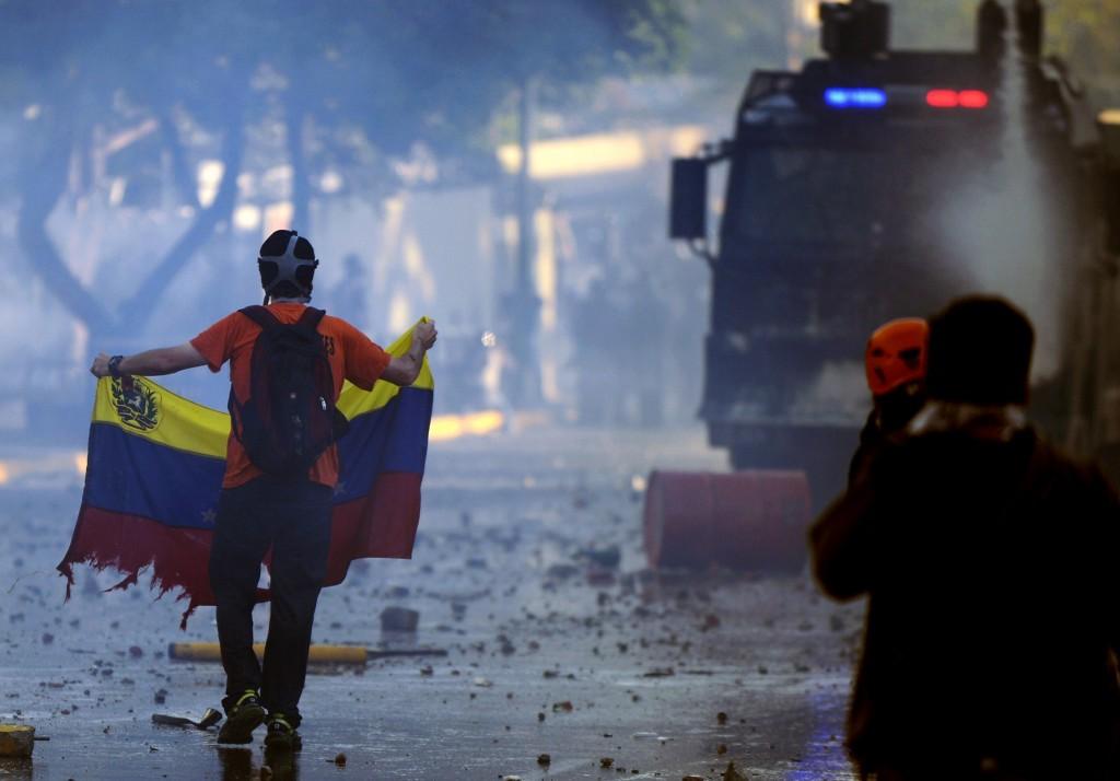 Le Venezuela N'est Pas L'Ukraine