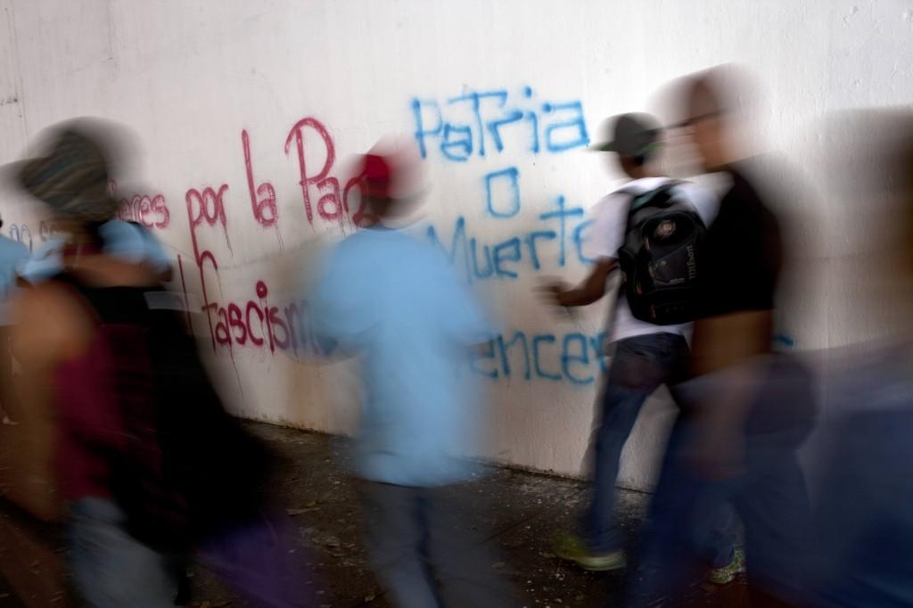 Qui Sont Les «fascistes» Au Venezuela Et En Ukraine ?