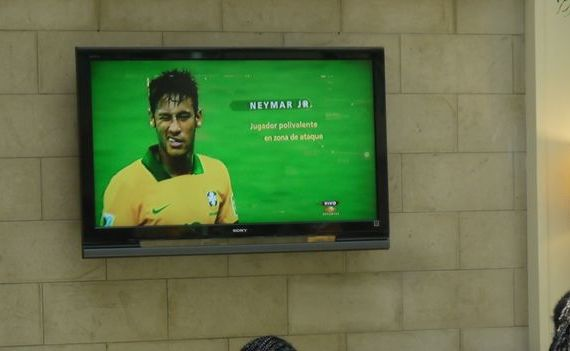 The World Cup on Cuban TV (14ymedio)