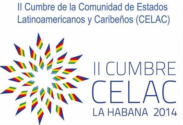 Le Sommet De La Communauté Des Etats Latino-Américains Et Caribéens (CELAC)