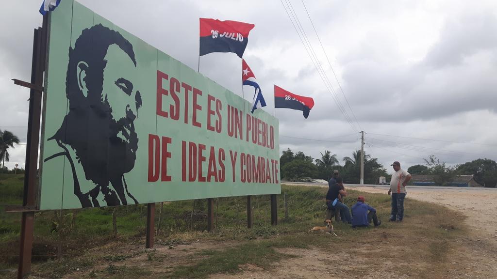 Cuba : Guerre Sourde à L'ambassade Américaine