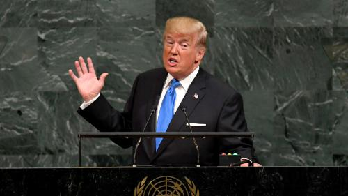 Cuba, La Corée Du Nord Et Le Venezuela, Trois Des Cinq Cibles De Donald Trump à La Tribune De L'ONU