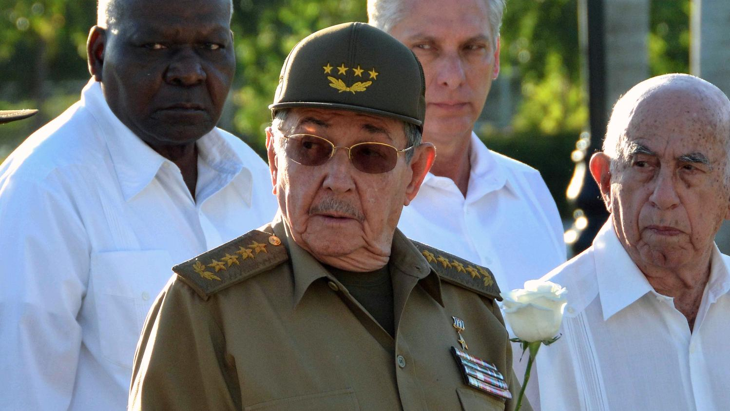 VIDEO. Cuba : Raúl Castro Tire Sa Révérence