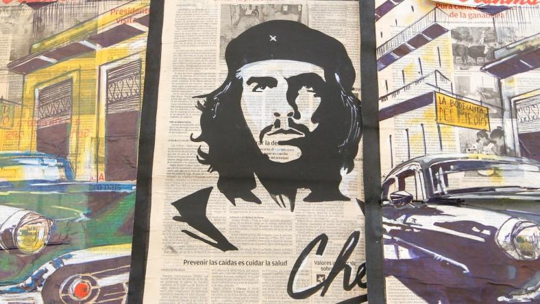 Ces chansons qui font l'actu. Le 2 décembre, Fidel Castro et Che Guevara