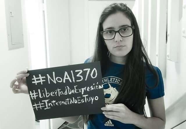 Cuba Decreto Ley 370 OCDH