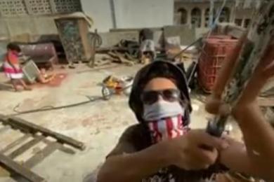 Cuba : des graffitis pour soutenir la population