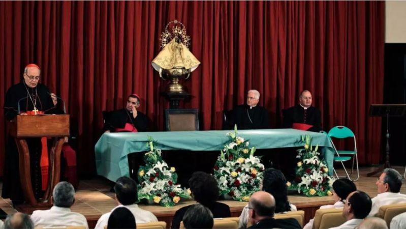 Cuba, Iglesia católica
