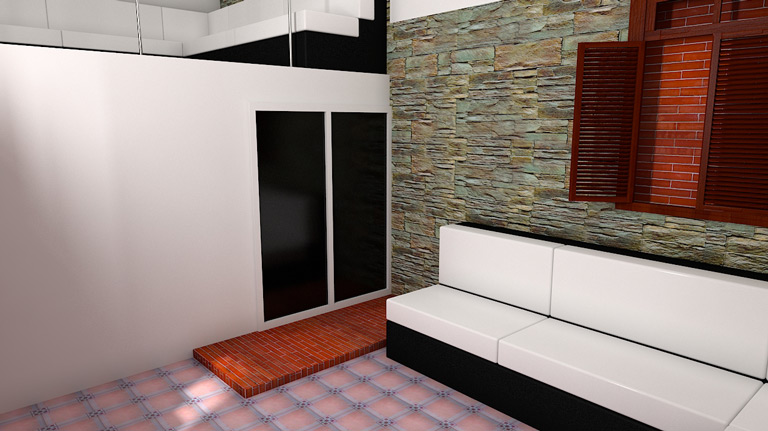 3D Design and Interior Valdez Jazz Club   Cubaset Producciones     Dise    o 3D e Interiores Valdez Jazz Club