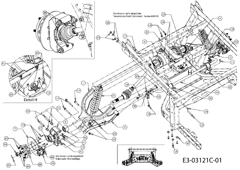 Cushman Truckster 36 Volt Wiring Diagram