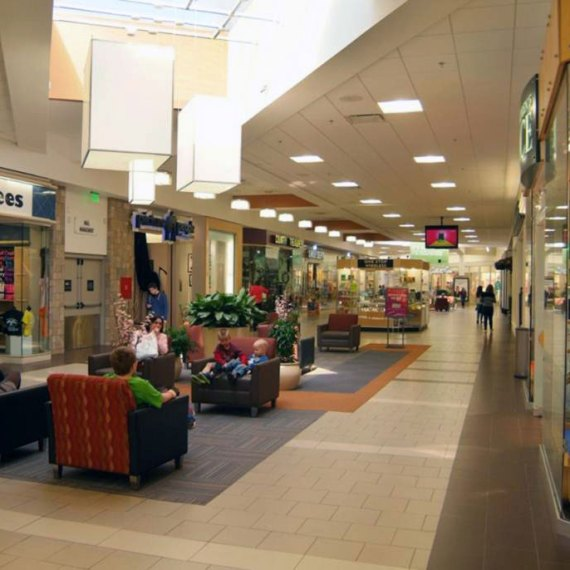 Apple Blossom Mall Interior Renovation in Winchester VA