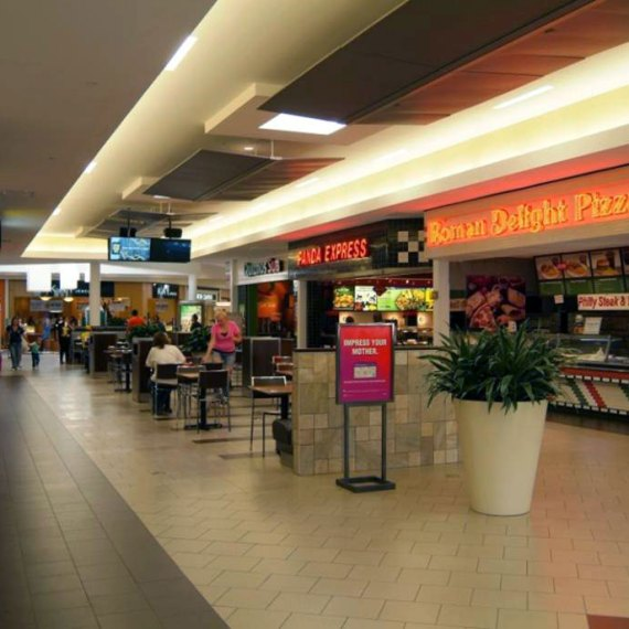 Apple Blossom Mall Food Court in Winchester VA