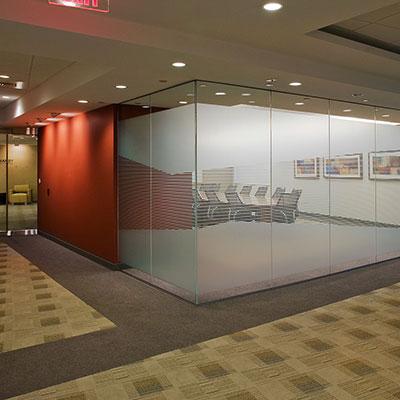 Marlborough Technology Park Repositioning - Main Conference Room in Marlborough MA