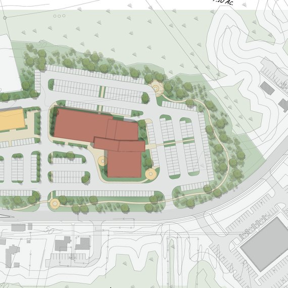 Pentucket Medical Center Master Plan in Amesbury MA