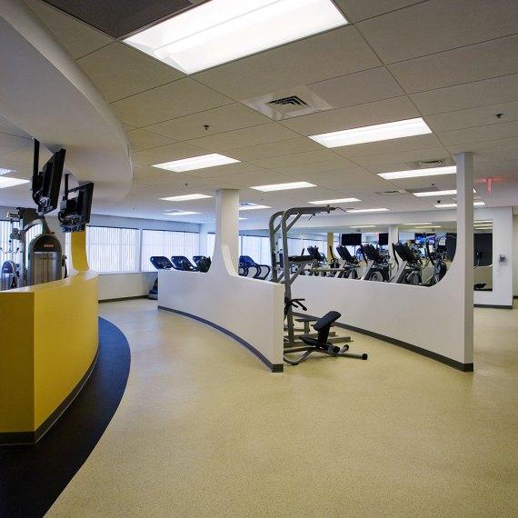Marlborough Technology Park Corporate Fitness Center in Malborough, MA