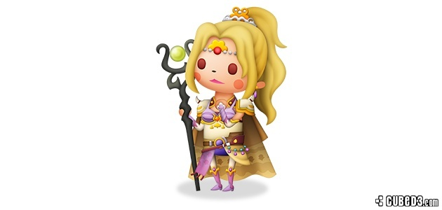 Image For Theatrhythm Final Fantasy Curtain Call Round 2 Of An Dlc Includes Rosa As