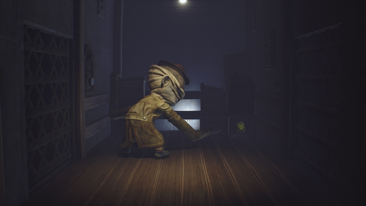 Little Nightmares PC Screens And Art Gallery Cubed3