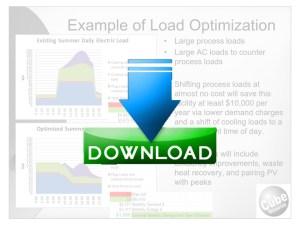 Service presentation download