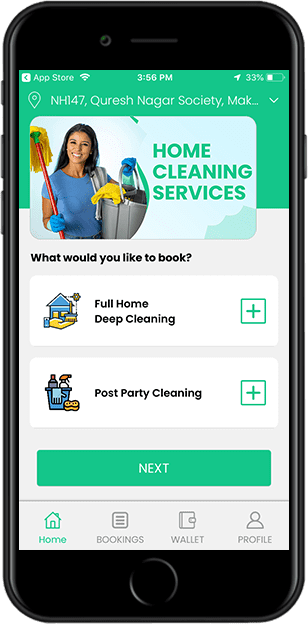 Uber for House Cleaning