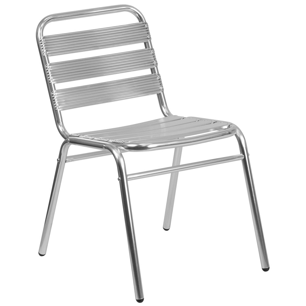 monty metal patio dining chairs