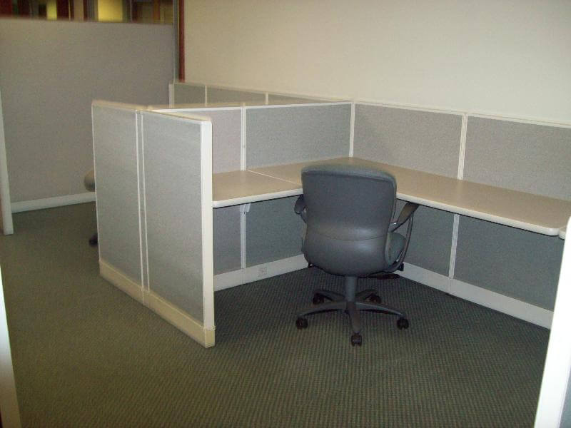 Haworth Unigroup 6x6 Used Office Cubicles Used Cubicles