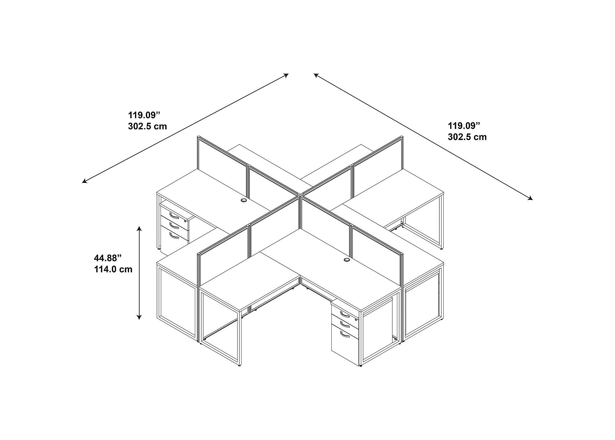 Desk Cubicles