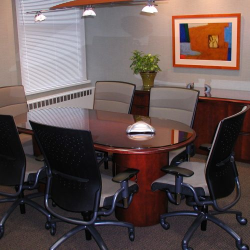 Conference Room Table 1