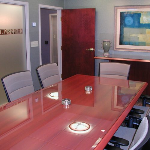 Conference Room Table 2