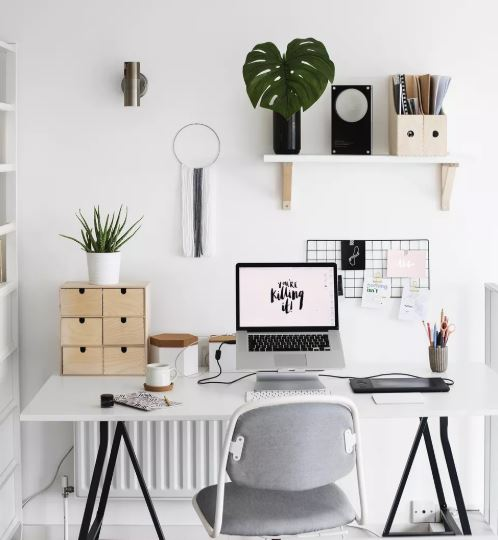 8 Creative Office Decor Tips to Maximize Your Productivity