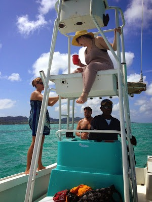 Inaugural Roatan Review: Roatan Boat Excursions