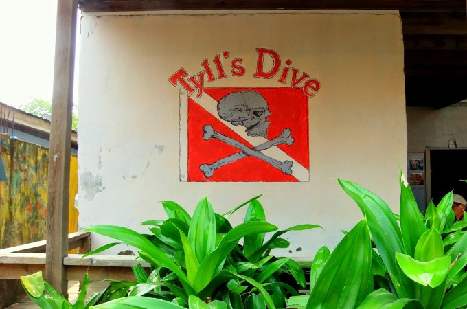 Roatan Review: Tyll's Dive