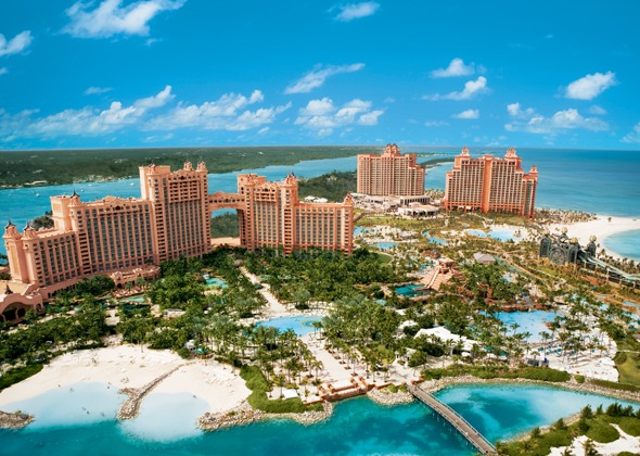 Bets & Dives at Atlantis Paradise Island, Bahamas