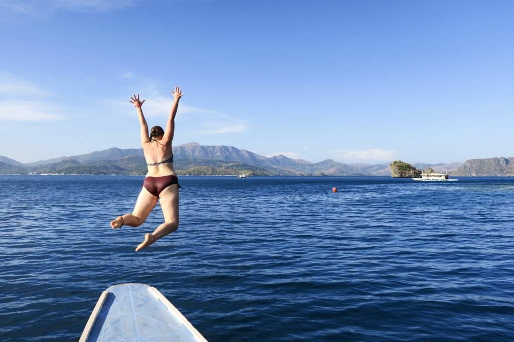 Rika Jumping Boat