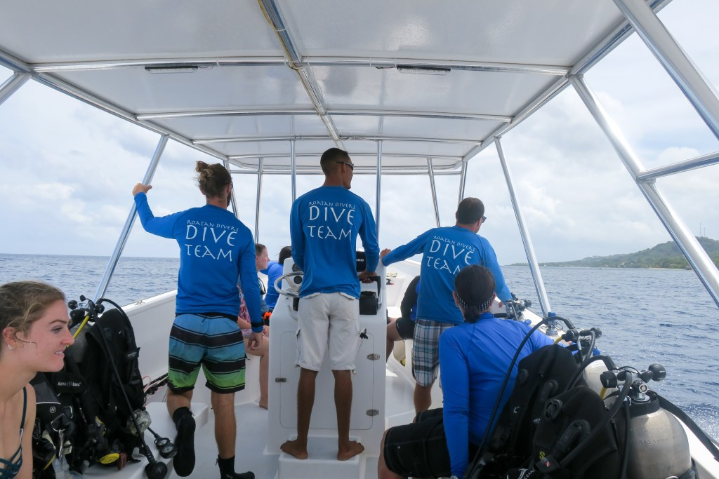 Roatan Divers Team