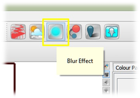 Blur Effect Icon