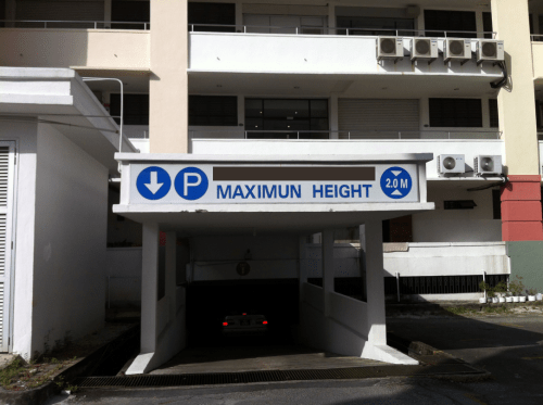 Maximum Height