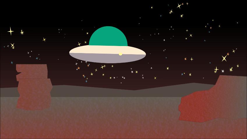 UFO - Takeoff