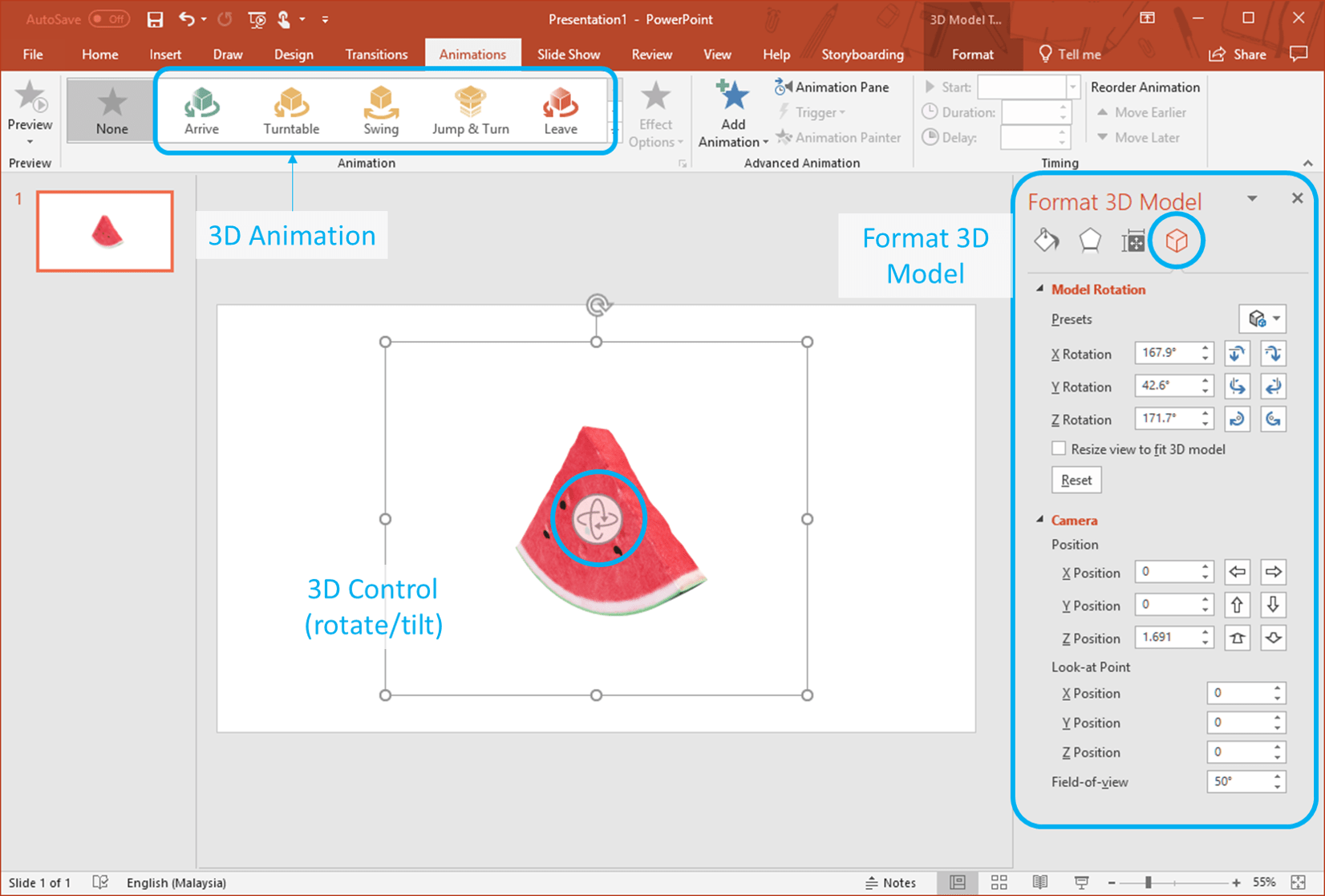 How To Make Basic 3d Objects In Powerpoint The Cubiclite The Cubiclite
