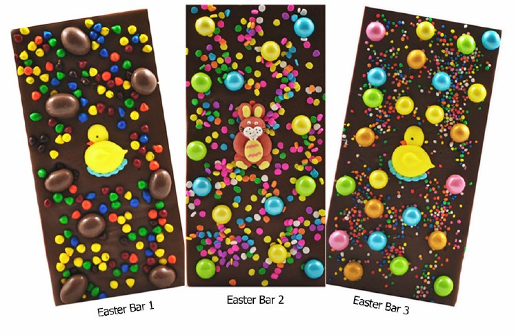 Promotional Easter Chocolate Bars Australia Online