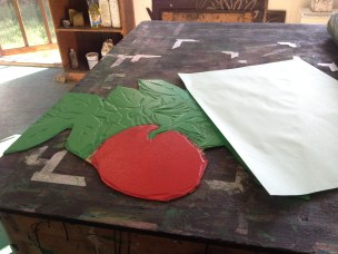 Bread & Puppet Printshop Internship: Week 6, Part 2