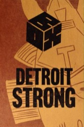 KennedyPrints postcards Detroit Strong 2015