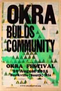KennedyPrints! Okra Builds Community 2015